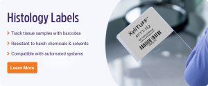 histology labels