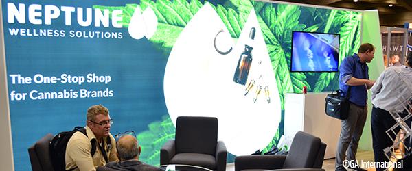 Neptune at Cannabis Expo 2019