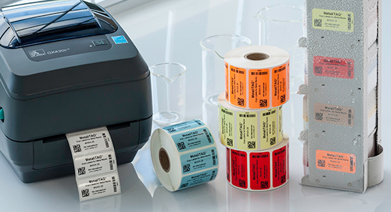 Cold Storage Labeling Solutions