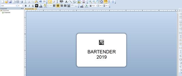 2019 Edition of BarTender