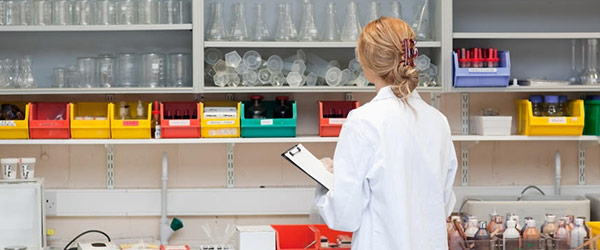 Inventory of Samples tracking and traceability