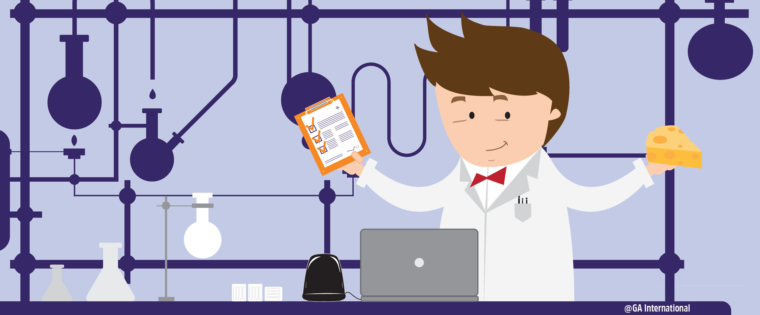 Tips for Managing a Productive Lab