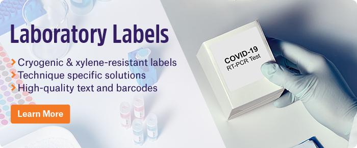 Laboratories Labels for every technique