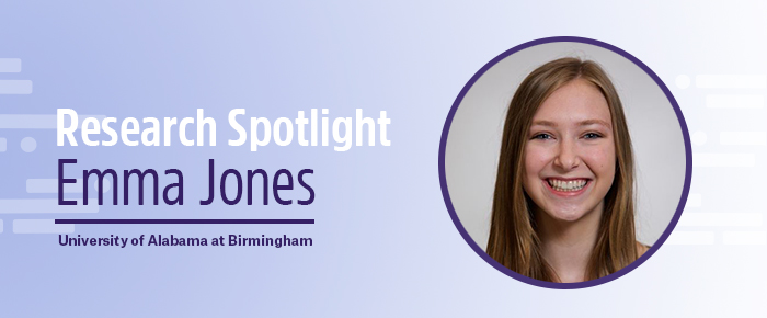 Spotlight: Emma Jones