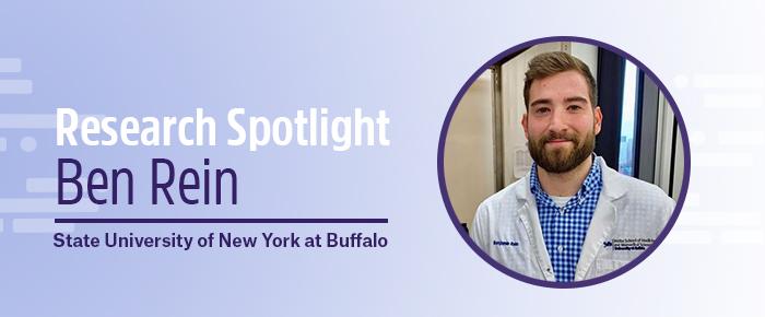 Spotlight: Ben Rein