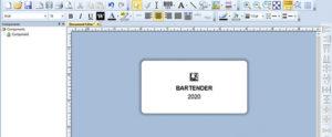 BarTender 2020 Edition
