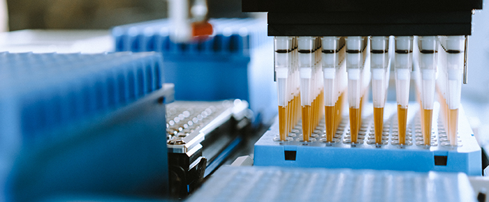 Biobanking process