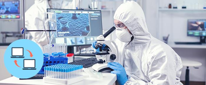 Sharing biospecimen data